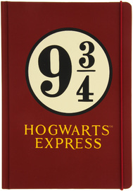Harry Potter: Platform 9 3/4 - A5 Notebook