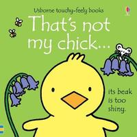 That's not my chick... by Fiona Watt image
