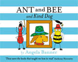 Ant and Bee and Kind Dog by Angela Banner