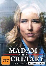 Madam Secretary: Season 4 on DVD