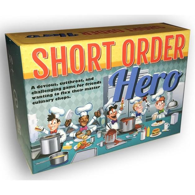 Short Order Hero - Board Game