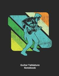 Guitar Tablature Notebook by Nice Guitar Publishing
