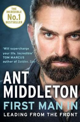 First Man In by Ant Middleton image