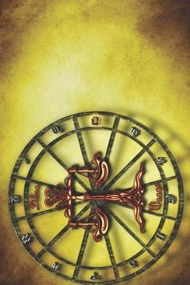 Libra by Zodiac Sign Journal