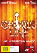 Chorus Line, A on DVD