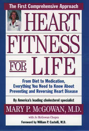 Heart Fitness for Life by Mary P. McGowan image