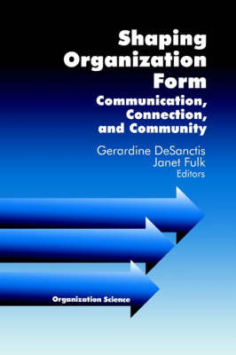 Shaping Organization Form image