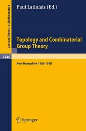Topology and Combinatorial Group Theory