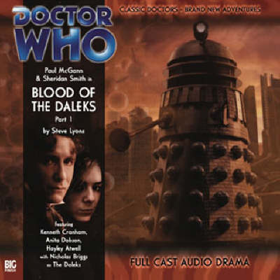 1.1 Doctor Who - Blood of the Daleks Part 1 by Steve Lyons image