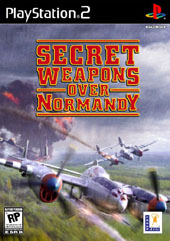 Secret Weapons Over Normandy for PS2