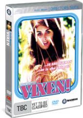 Vixen! (Director's Suite) on DVD