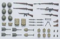 Tamiya U.S. Infantry Equipment 1/35 Set