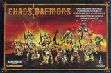 Warhammer Plaguebearers of Nurgle