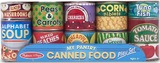 Melissa & Doug: My Pantry Canned Foods