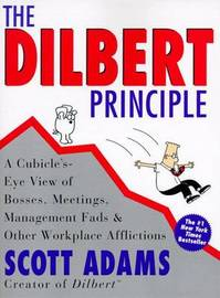 Dilbert Principle by Scott Adams image