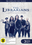 The Librarians Season 1 DVD