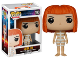Fifth Element: Straps Leeloo Pop! Vinyl Figure