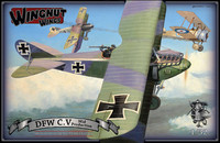 Wingnut Wings 1/32 DFW C.V Mid Production Model Kit