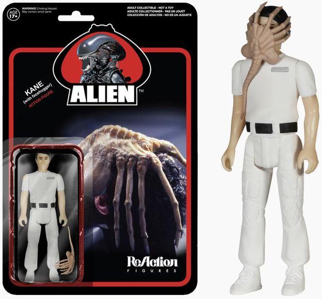 Alien - Facehugger Kane ReAction Figure