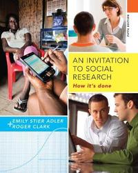 An Invitation to Social Research by Roger Clark