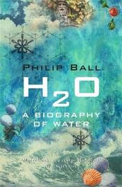 H2O by Philip Ball image