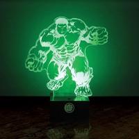 Marvel Avengers Hulk Light image