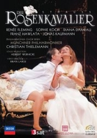 Richard Strauss: Der Rosenkavalier on Blu-ray