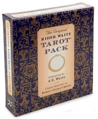 The Original Rider Waite Tarot Pack (Book + Cards) by A.E. WAITE