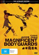 Magnificent Bodyguards - The Ultra-Bit Edition (Hong Kong Legends) on DVD