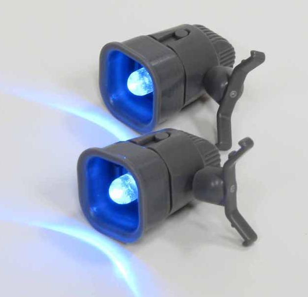 Pla Accessories - LED Lights #2 (Blue) image
