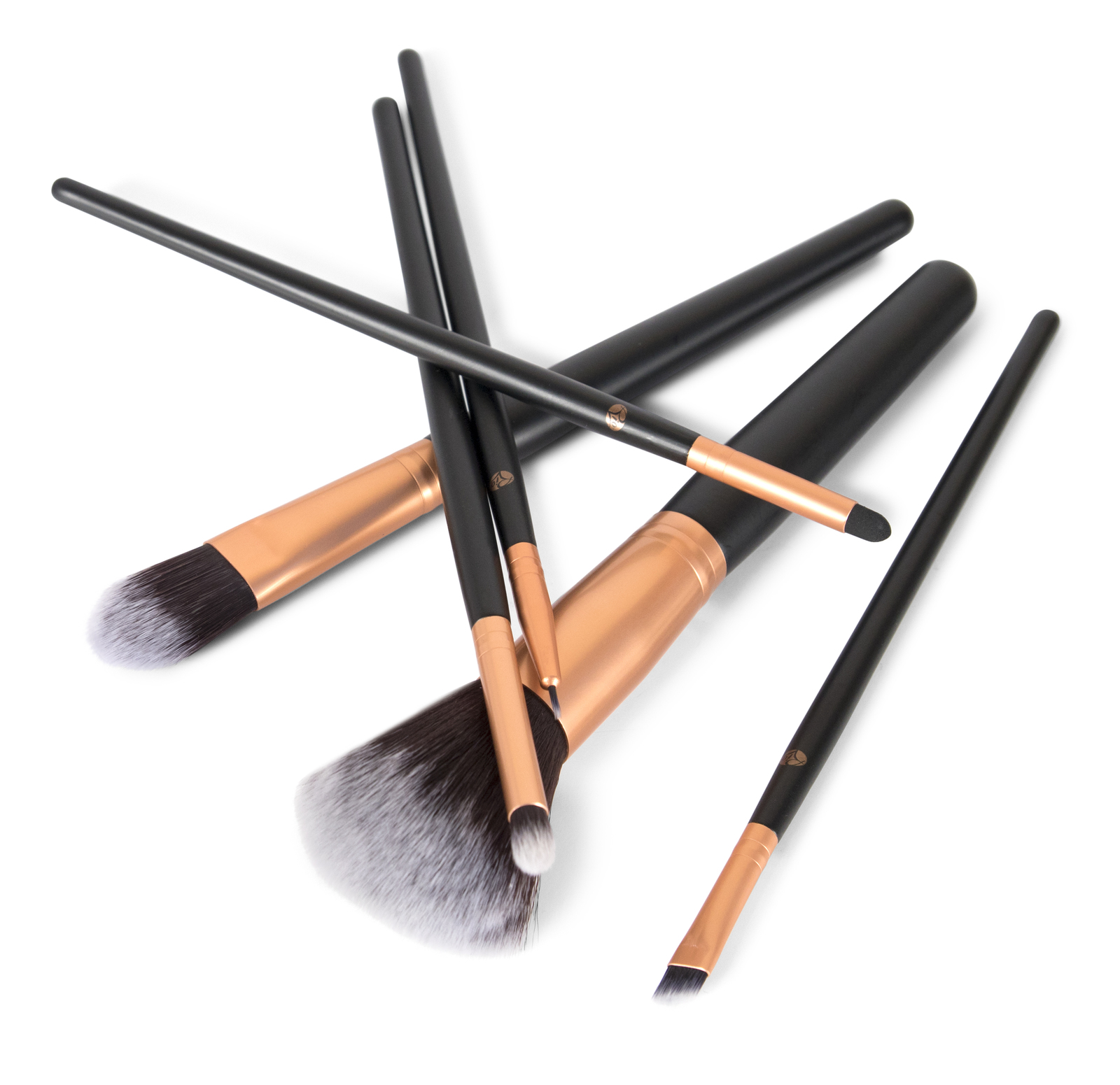 The Essentials Cosmetic Brush Collection image