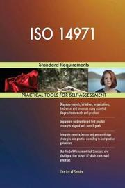 ISO 14971 Standard Requirements by Gerardus Blokdyk image