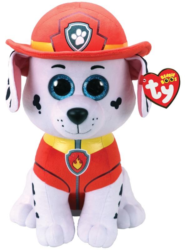Ty Beanie Boo  Paw Patrol - Marshall (Large) 2ec723de1e38