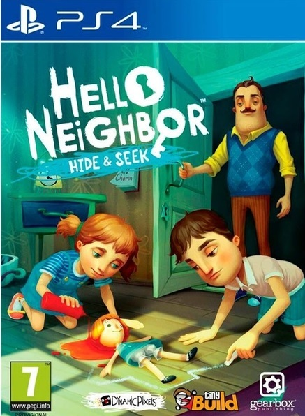 Hello Neighbor Hide and Seek for PS4