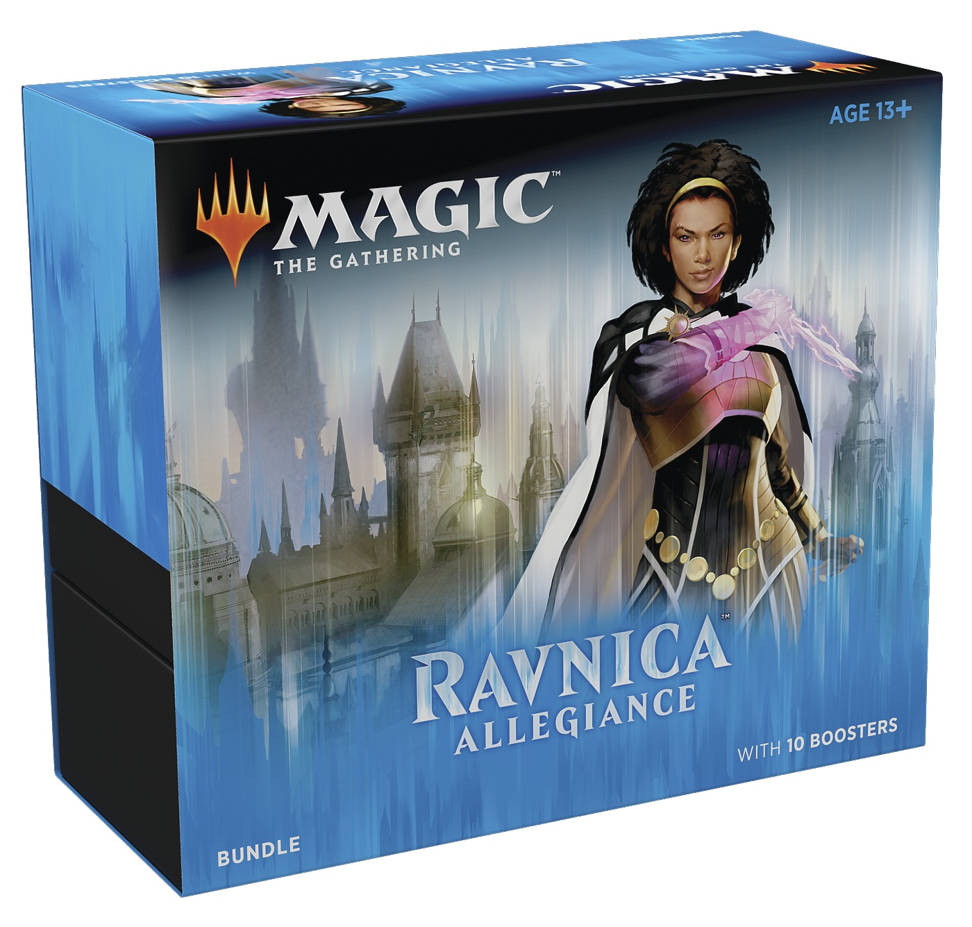 Magic The Gathering: Ravnica Allegiance Bundle image