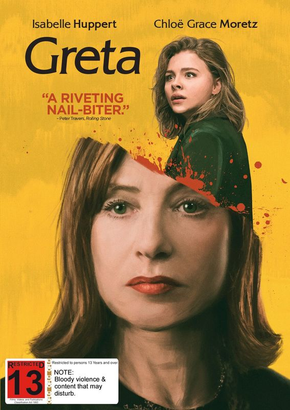 Greta on DVD