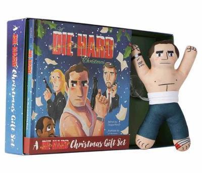 A Die Hard Christmas Gift Set - Book & Plush by Doogie Horner