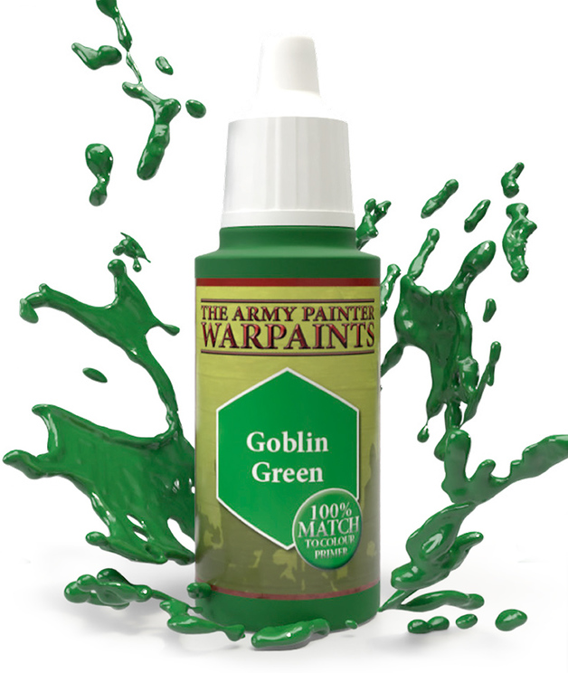 Army Painter: Warpaints - Goblin Green