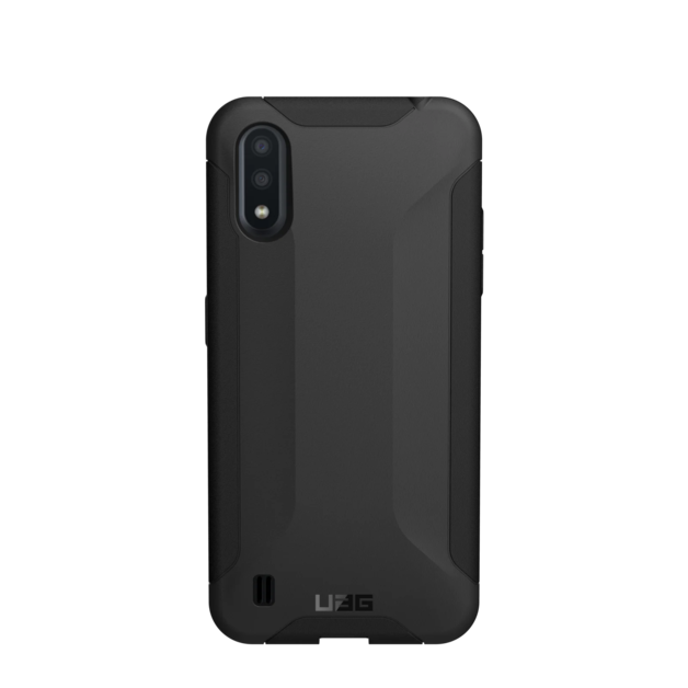 UAG: Scout Hardcase - For Samsung Galaxy A01 (Black)