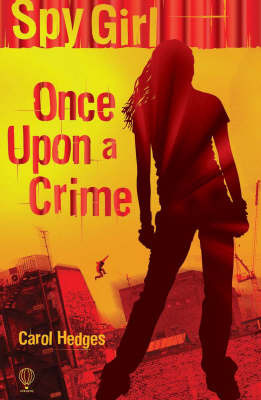 Once Upon A Crime by Carol Hedges image
