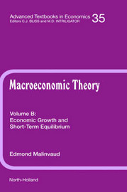 Economic Growth and Short-Term Equilibrium: Volume 35B by Gerard Meurant