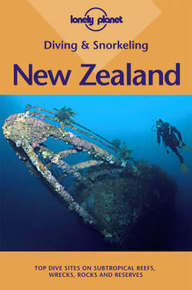 New Zealand: Diving and Snorkelling by Jenny Enderby