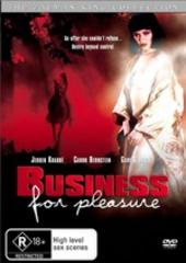 Business For Pleasure on DVD