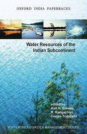 Water Resources of the Indian Subcontinent image