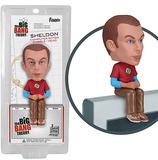 Big Bang Theory Sheldon Computer Sitter Bobble Head
