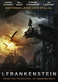 I, Frankenstein on DVD