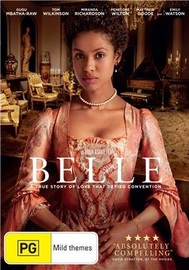 Belle on DVD