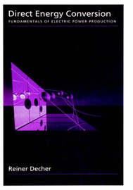 Direct Energy Conversion by Reiner Decher