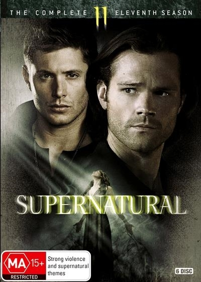 Supernatural - The Complete Eleventh Season on DVD image