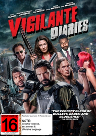 Vigilante Diaries on DVD